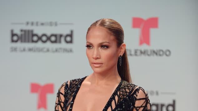 Jennifer Lopez sexy Outfit