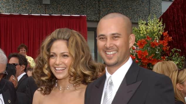 Jennifer Lopez und Cris Judd