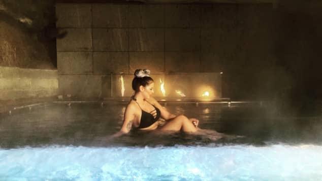 Jenny Frankhauser Bikini