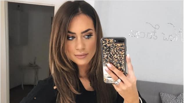 Jessica Paszka präsentiert sich mit einem neuen Look