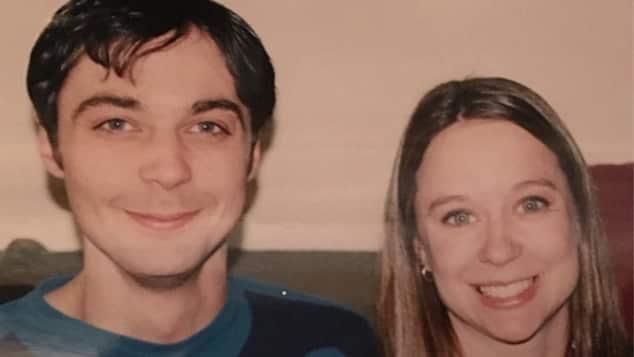 Jim Parsons postet süßes Foto mit seiner Schwester Julie