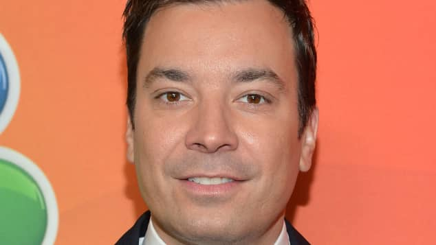 "Jimmy Fallon moderiert die ""Tonight Show"""