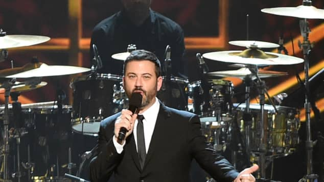 Der Talkmaster Jimmy Kimmel