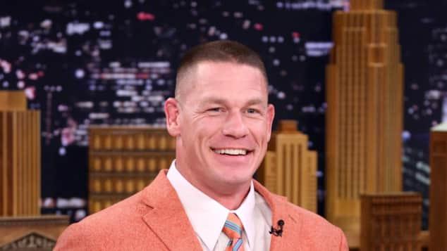 """Der Wrestler John Cena ist offenbar im Gespräch für die Hauptrolle im """"Knight Rider""""-Film David Hasselhoff Kit"""