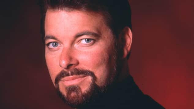 """Jonathan Frakes """"Star Trek"""""""