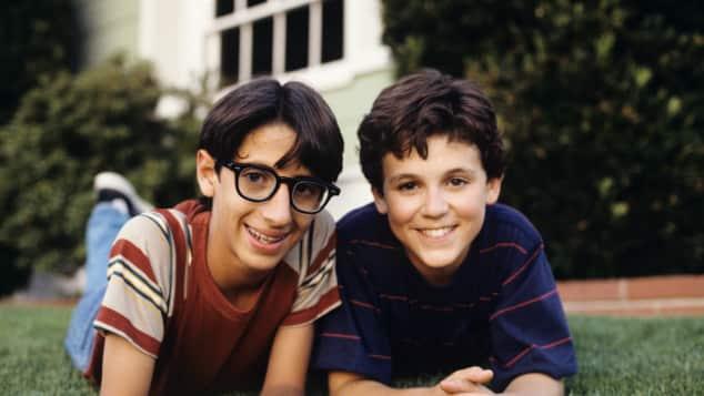 Josh Saviano und Fred Savage