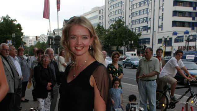 Julia Biedermann verließ 2002 Deutschland
