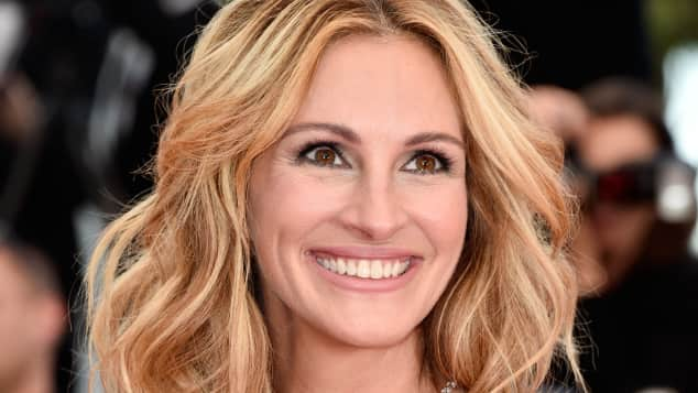 Julia Roberts in Cannes 2016