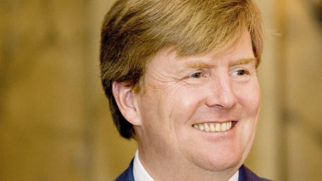 König Willem-Alexander arbeitet als Pilot