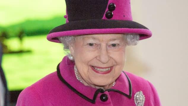 Königin Elisabeth II. ist die erste britische Monarchin die 65 Jahre lang auf dem Thron sitzt