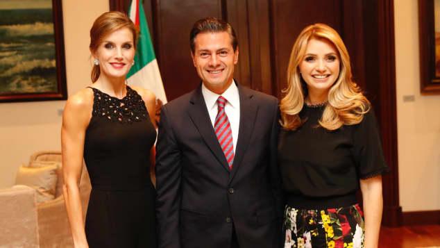 königin letizia von spanien präsident enrique pena nieto mexiko