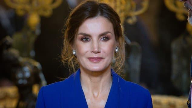 Königin Letizia Neujahr