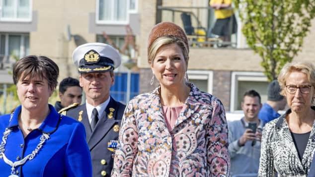 Königin Máxima Fashion Fauxpas