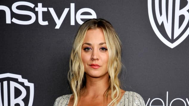 Kaley Cuoco The Big Bang Theory Ausschnitt