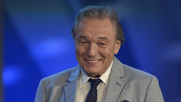 """Karel Gott sang """"Biene Maja"""""""
