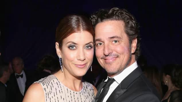 Kate Walsh und Chris Case