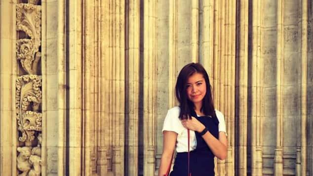 """Katie Leung verkörperte """"Cho Chang"""""""
