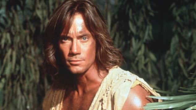 "Kevin Sorbo ""Hercules"""