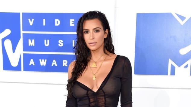 Kim Kardashian bei den MTV VMAs
