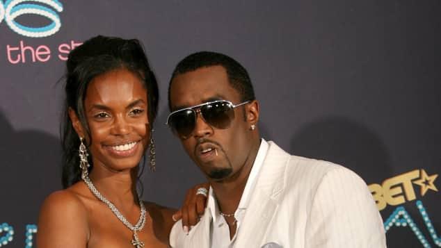Kim Porter und Diddy bei den BET Awards 2006