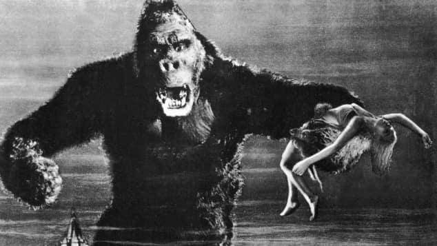 King Kong in dem Jahr 1993