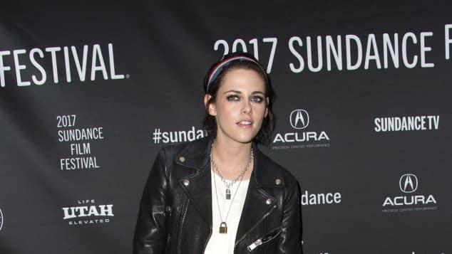 Kristen Stewart Sneaker Sundance Film Festival