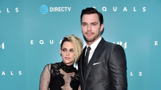 """Kristen Stewart und Nicholas Hoult bei der """"Equals""""-Premiere"""