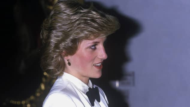 Lady Di British Royals Charles William Harry