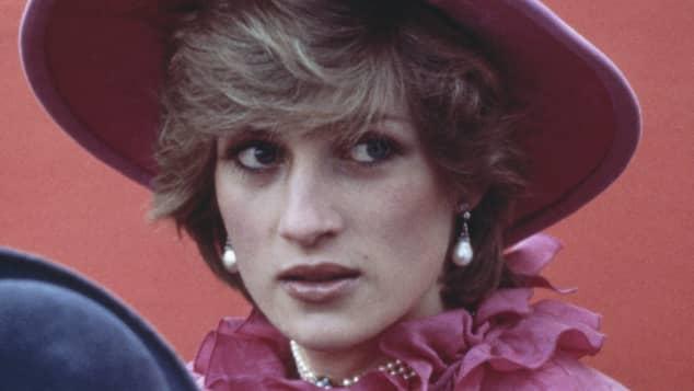 Lady Diana Kette 1982