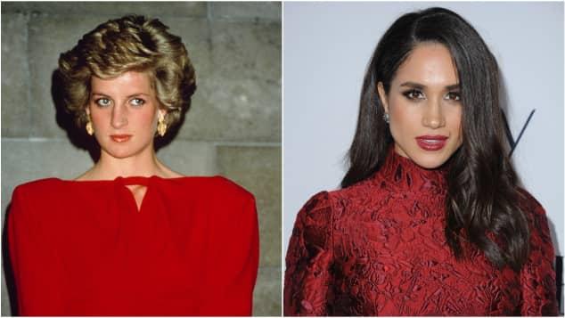 Lady Diana und Meghan Markle: Was haben sie gemeinsam? Prinz Harry