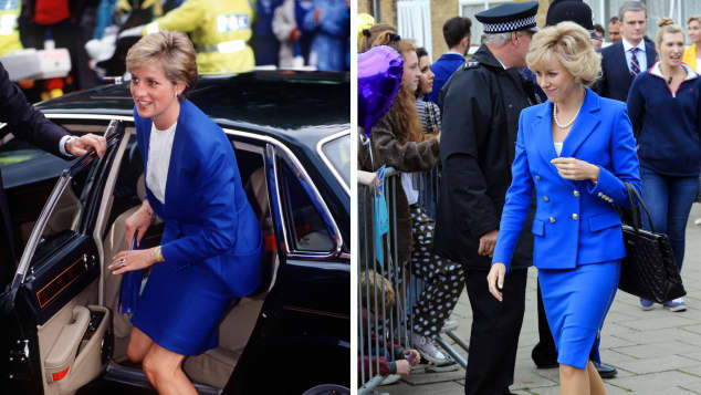 Lady Diana Naomi Watts Film