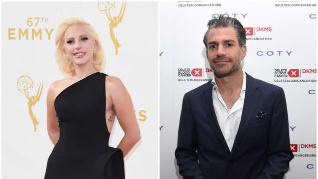 Sängerin Lady Gaga und Christian Carino sollen ein Paar sein