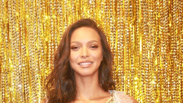 Victoria's Secret Model Lais Ribeiro Fantasy Bra