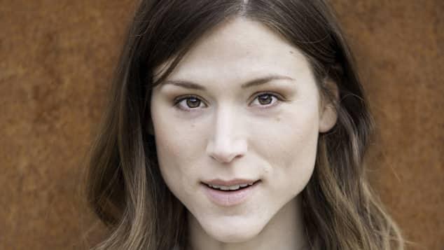 Lena Ehlers ist Werbemodel