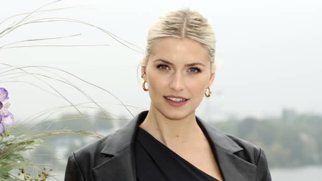 Lena Gercke bei der Probe für die LeGer by Lena Gercke Fashion-Show während der AYFW - About You Fashion Week am 7. Juli 2019 in Berlin