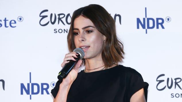 """Lena Meyer-Landrut ist in der Jury für """"Unser Song 2017"""" Faktencheck Freund Musik Gewicht Größe Kiew Eurovision Song Contest"""