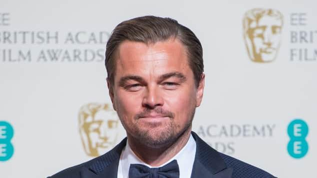 Leonardo DiCaprio gewinnt den BAFTA-Award als bester Schauspieler 2016