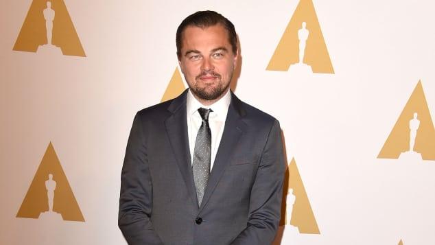 """Leonardo Dicaprio beim Oscar-""""Lunch der Nominierten"""""""