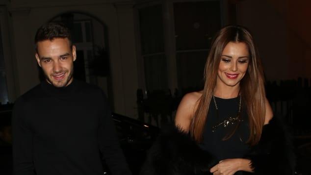 Liam Payne und Cheryl Cole zeigten sich das erste Mal offiziell als Paar