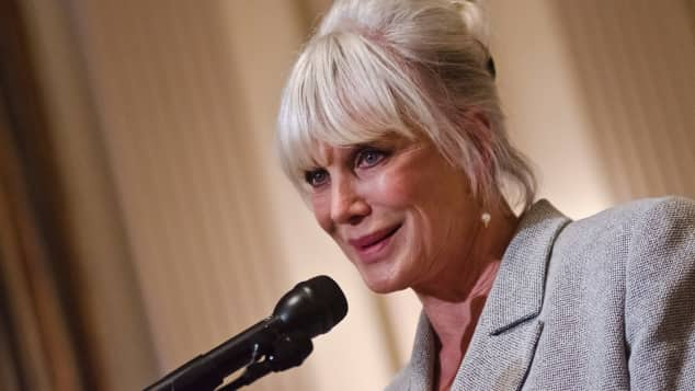 "Linda Evans spielte ""Krystle Carrington"""