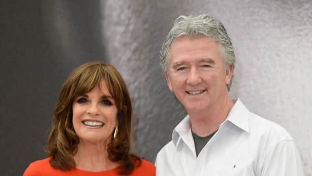 Linda Gray und Patrick Duffy