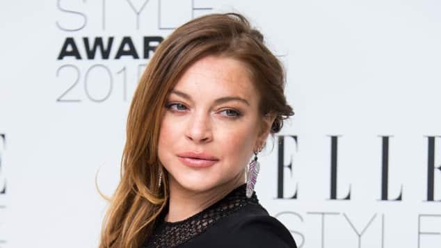 Lindsay Lohan verlor fast die Hälfte ihres Fingers