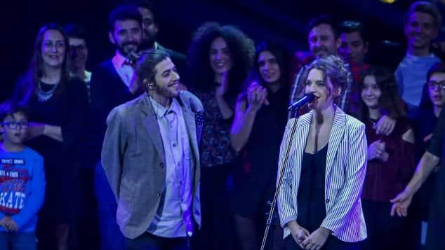 Louísa schrieb das Gewinner-Lied für ihren Bruder Salvador Sobral