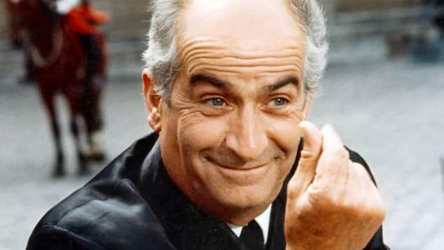 Louis de Funès verstarb bereits 1983