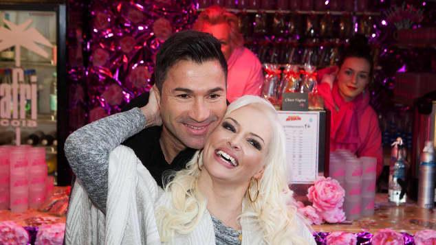 Lucas Cordalis und Daniela Katzenberger sind immer noch total verliebt