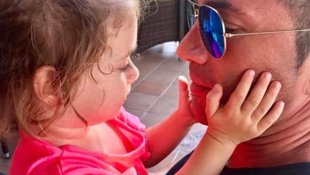Daniela Katzenberger macht Lucas Cordalis mit diesem Bild eine süße Liebeserklärung
