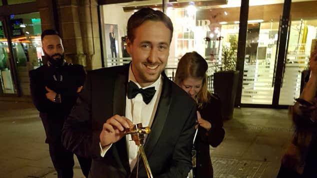 Circus HalliGalli Prank Streich Goldene Kamera Ludwig Lehner sieht Ryan Gosling zum Verwechseln ähnlich