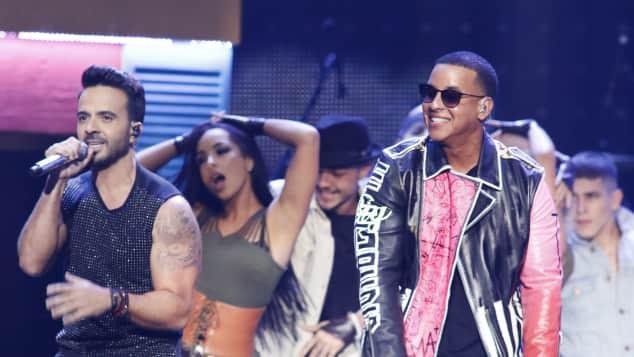 Luis Fonsi Daddy Yankee Despacito