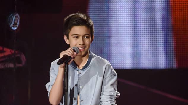 "Lukas ""The Voice Kids"" 2016"