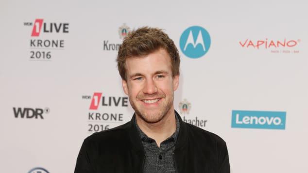 Luke Mockridge bei einer Veranstaltung im Jahr 2016